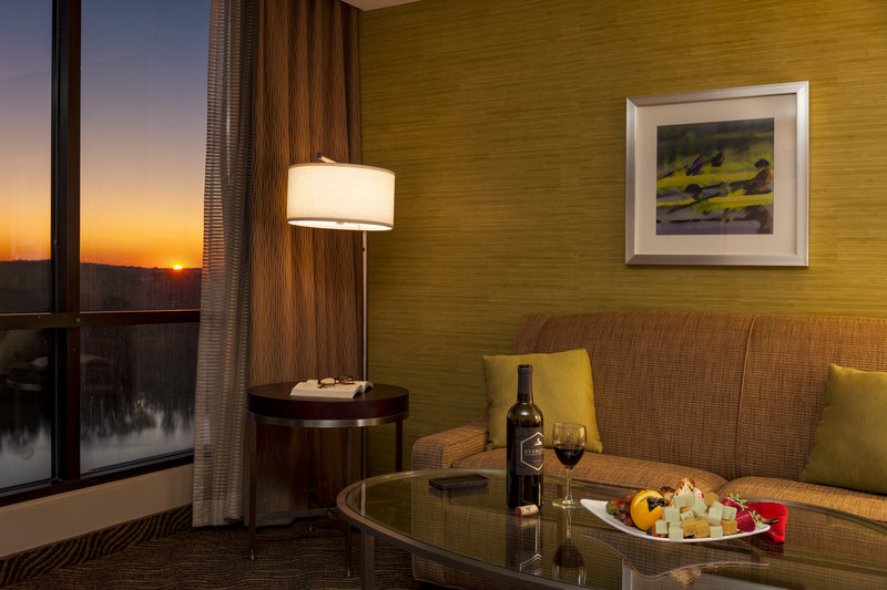 Crowne Plaza Austin - Town Lake-Relax with a view of Lady Bird Lake in our downtown Austin hotel.<br/>Image from Leonardo