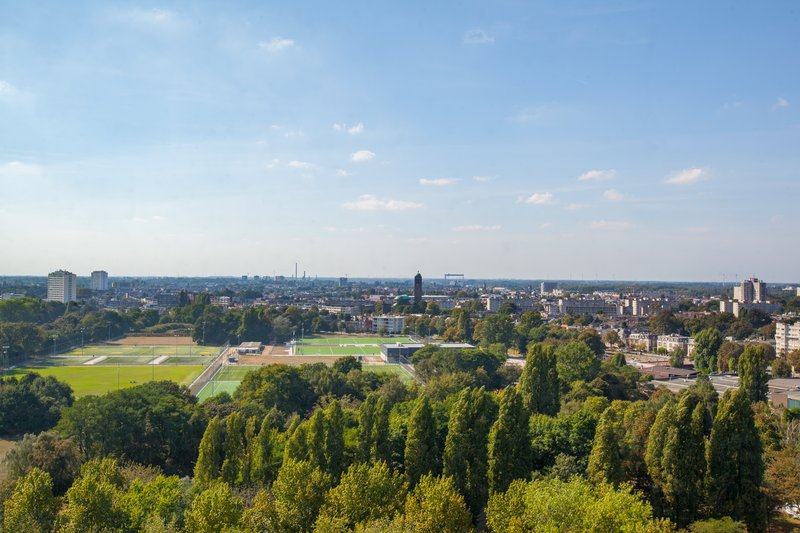 Crowne Plaza Antwerp-View from Property<br/>Image from Leonardo