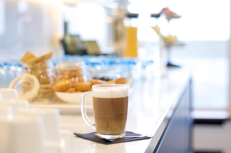 Crowne Plaza Antwerp-Coffee break<br/>Image from Leonardo