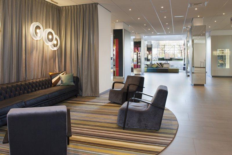 Crowne Plaza Antwerp-Lobby Lounge<br/>Image from Leonardo
