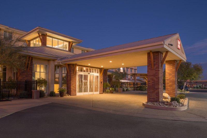Hilton Garden Inn Yuma Pivot Point-Hotel Exterior<br/>Image from Leonardo