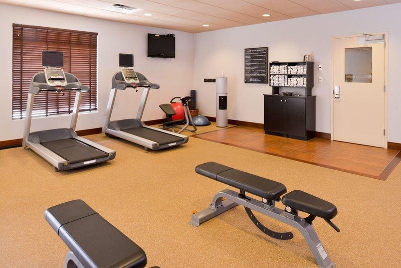 Hilton Garden Inn Yuma Pivot Point-Hotel Fitness Center<br/>Image from Leonardo
