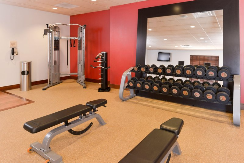 Hilton Garden Inn Yuma Pivot Point-Fitness Center<br/>Image from Leonardo