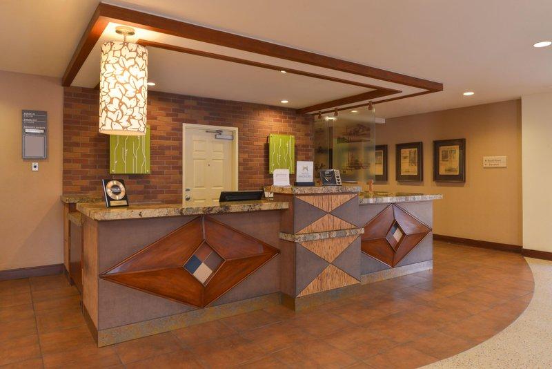 Hilton Garden Inn Yuma Pivot Point-Hotel Front Desk<br/>Image from Leonardo