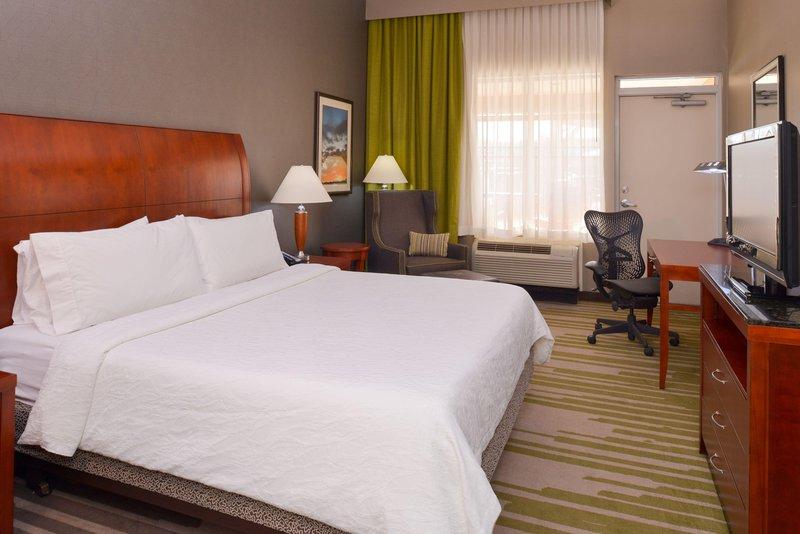Hilton Garden Inn Yuma Pivot Point-King Patio<br/>Image from Leonardo