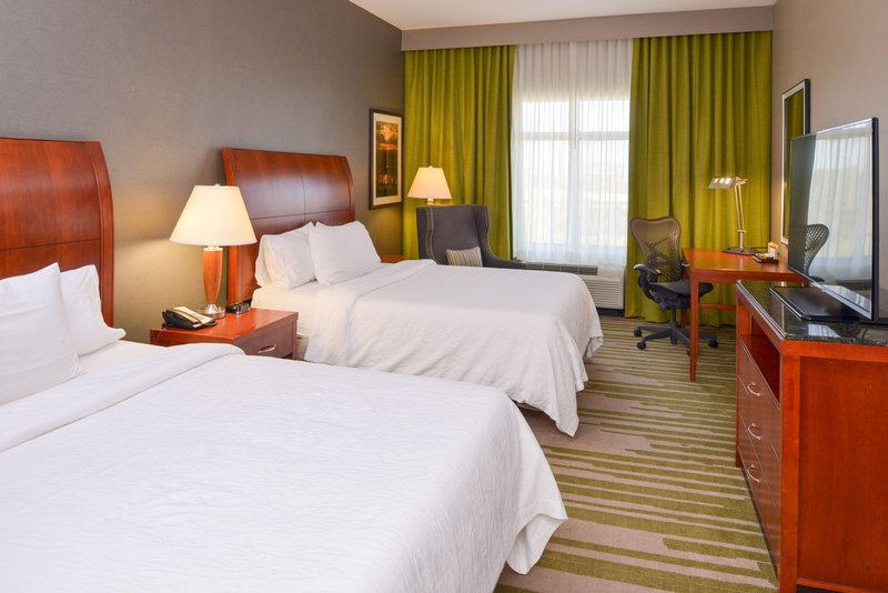 Hilton Garden Inn Yuma Pivot Point-Standard Two Queens<br/>Image from Leonardo