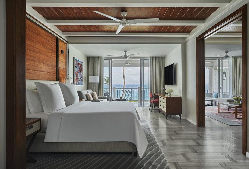Ocean Club, A Four Seasons Resort, Bahamas-Ocean View Suite<br/>Image from Leonardo