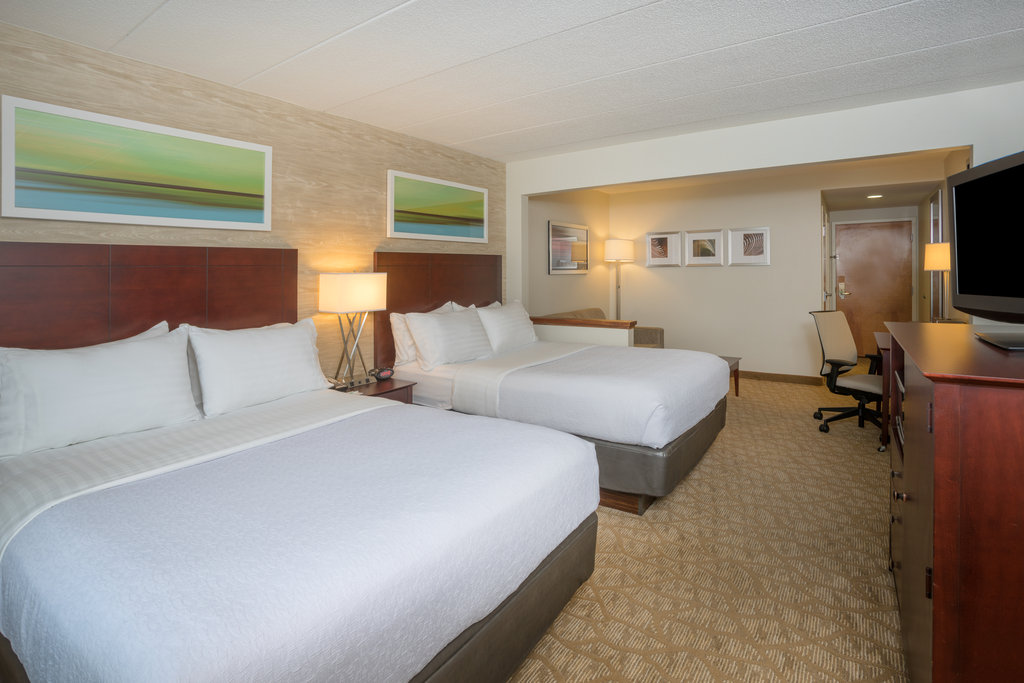 Holiday Inn Baltimore BWI Airport-All of our rooms come with Wi-Fi, fridge, microwave and Keurig<br/>Image from Leonardo