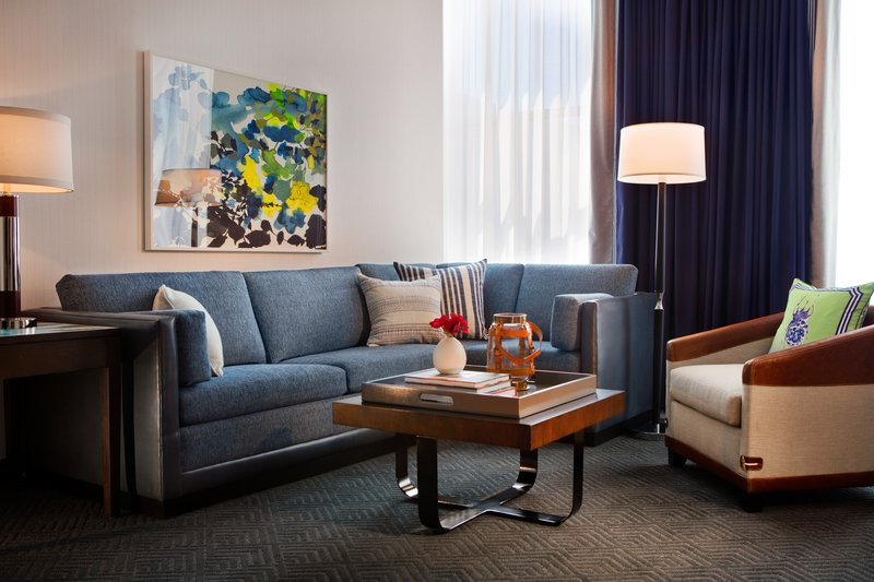 Cardinal Hotel; A Kimpton Hotel-One Bedroom King Suite<br/>Image from Leonardo