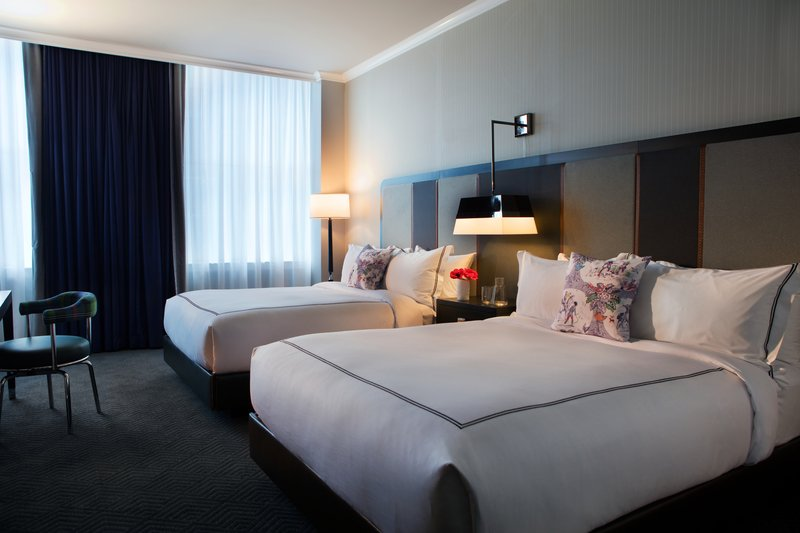Cardinal Hotel; A Kimpton Hotel- Queen Room with Two Beds<br/>Image from Leonardo