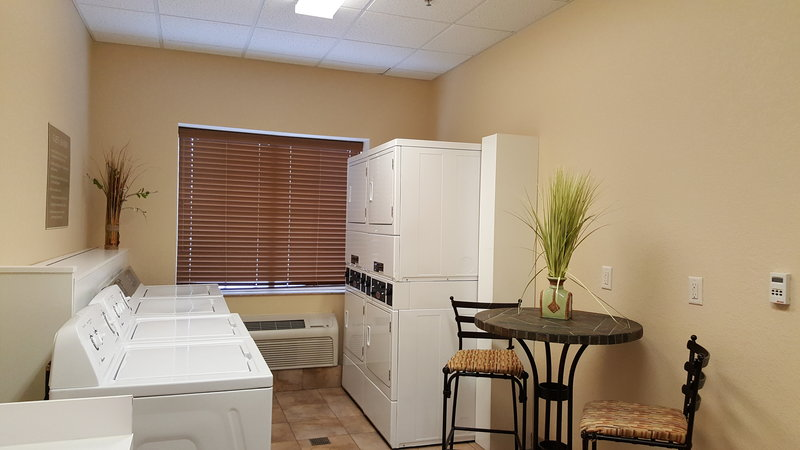 Candlewood Suites Portland Airport-Laundry Facility<br/>Image from Leonardo