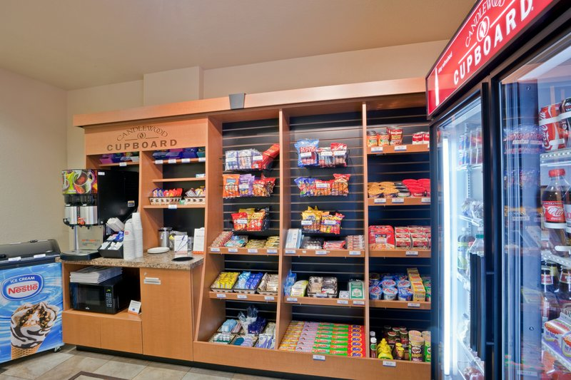 Candlewood Suites Portland Airport-24 Hour Candlewood Cupboard-for extended stay needs<br/>Image from Leonardo