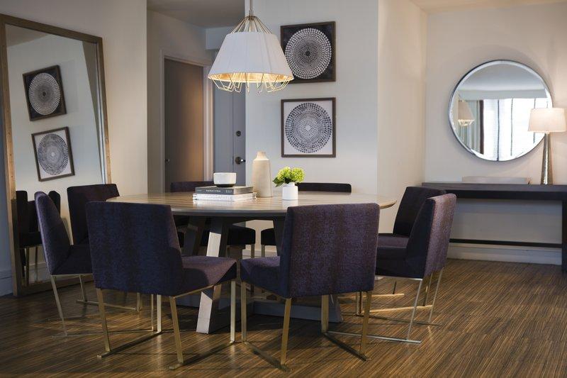 Kimpton Hotel Palomar DC - Suite Dining Area <br/>Image from Leonardo