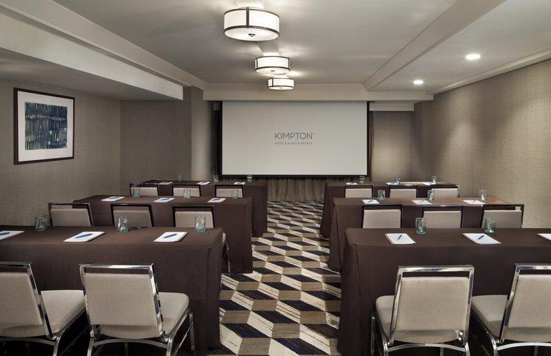 Kimpton Hotel Palomar DC - Meeting Room <br/>Image from Leonardo