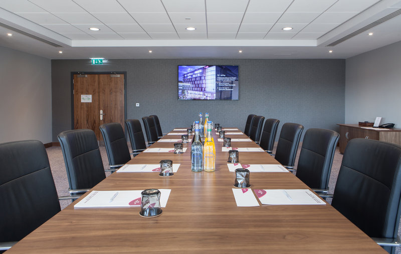 Crowne Plaza Newcastle - Stephenson Quarter-Executive boardrooms with private break out areas are available<br/>Image from Leonardo