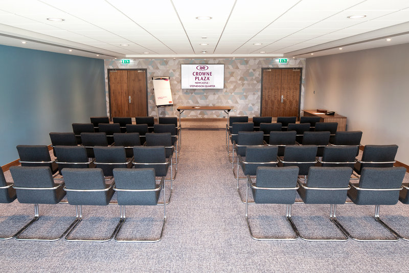Crowne Plaza Newcastle - Stephenson Quarter-We have a variety of meeting room sizes available<br/>Image from Leonardo