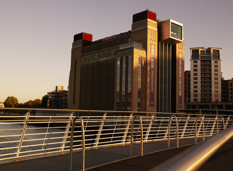 Crowne Plaza Newcastle - Stephenson Quarter-10 minutes walk from the Baltic Centre for Contemporary Art<br/>Image from Leonardo