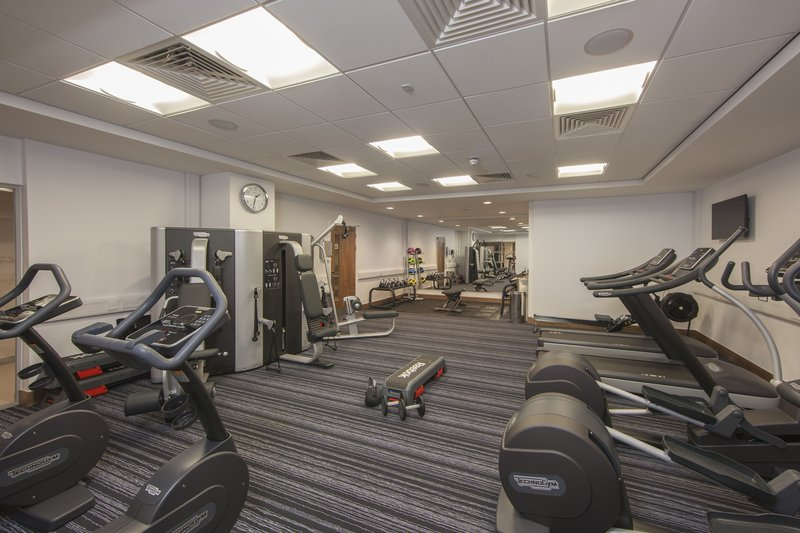 Crowne Plaza Newcastle - Stephenson Quarter-Mineral House Gymnasium equipment with PT's available<br/>Image from Leonardo