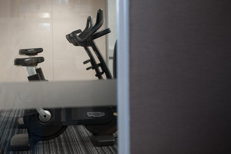 Crowne Plaza Newcastle - Stephenson Quarter-Mineral House Gymnasium equipment<br/>Image from Leonardo