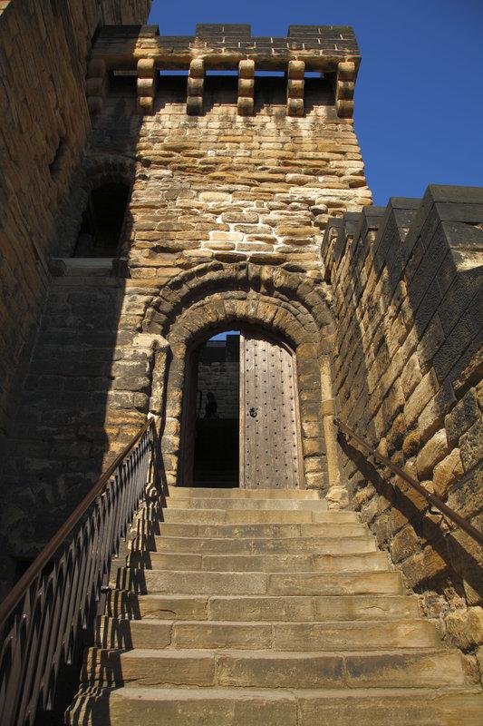 Crowne Plaza Newcastle - Stephenson Quarter-Castle Keep at the Newcastle Castle, half a mile walk<br/>Image from Leonardo