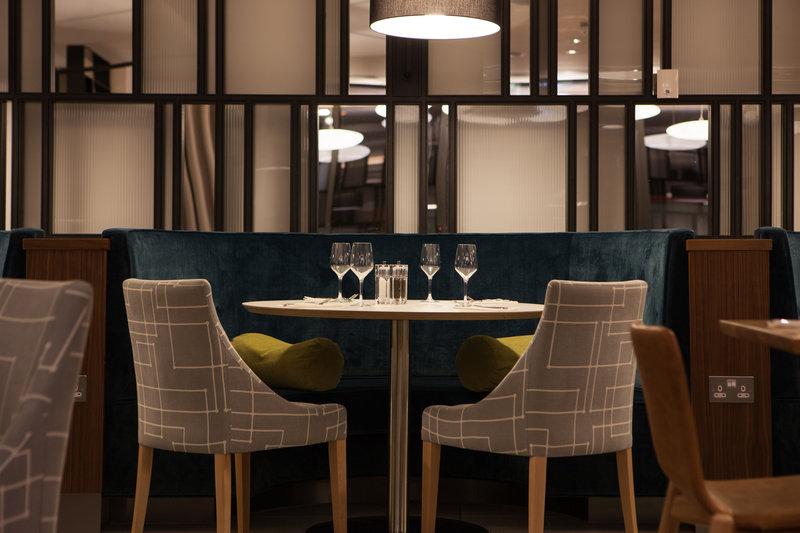 Crowne Plaza Newcastle - Stephenson Quarter-Restaurant<br/>Image from Leonardo