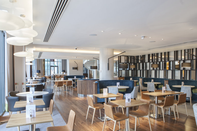 Crowne Plaza Newcastle - Stephenson Quarter-All day dining at Hawthorns<br/>Image from Leonardo
