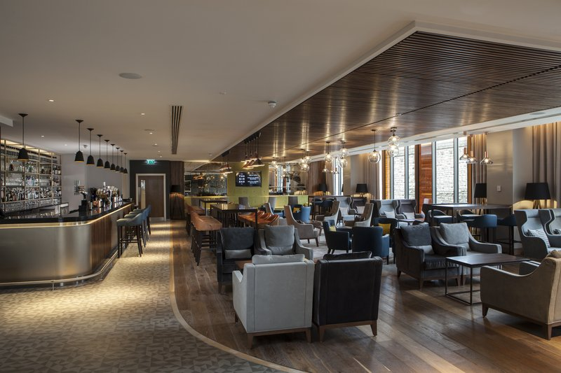 Crowne Plaza Newcastle - Stephenson Quarter-The GIN Bar specialising in Gin and Cocktails<br/>Image from Leonardo