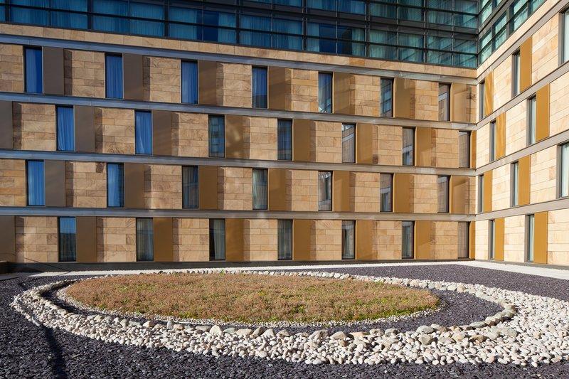Crowne Plaza Newcastle - Stephenson Quarter-Exterior Feature<br/>Image from Leonardo