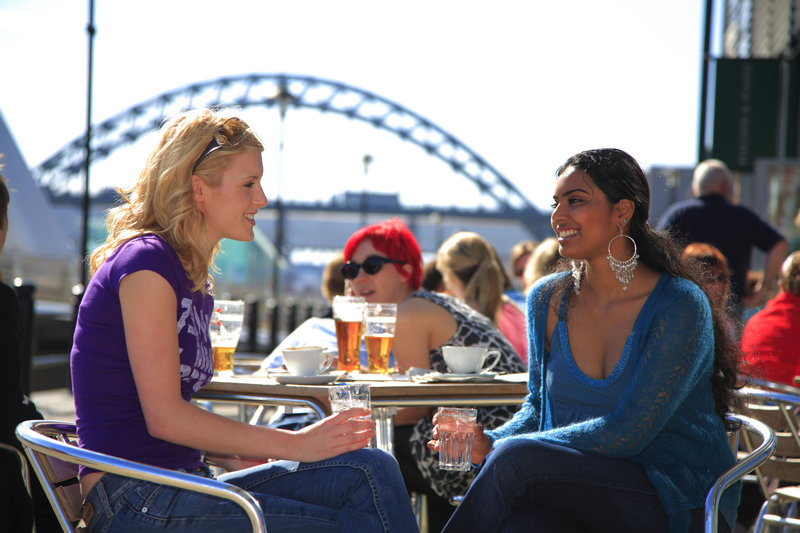 Crowne Plaza Newcastle - Stephenson Quarter-10 minutes walk from the famous Quayside, it's bridges and cafes<br/>Image from Leonardo
