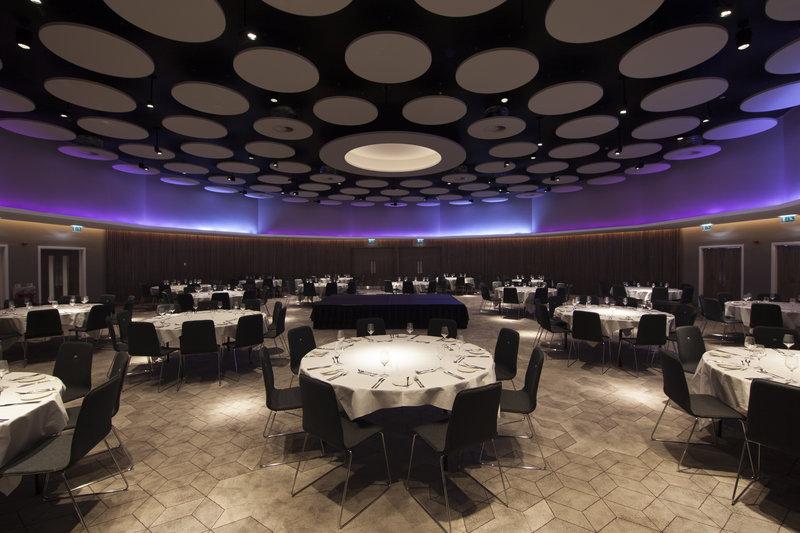 Crowne Plaza Newcastle - Stephenson Quarter-Stephenson Suite dinner<br/>Image from Leonardo
