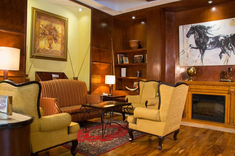 Crowne Plaza Hotel de Mexico-Hotel Lobby<br/>Image from Leonardo