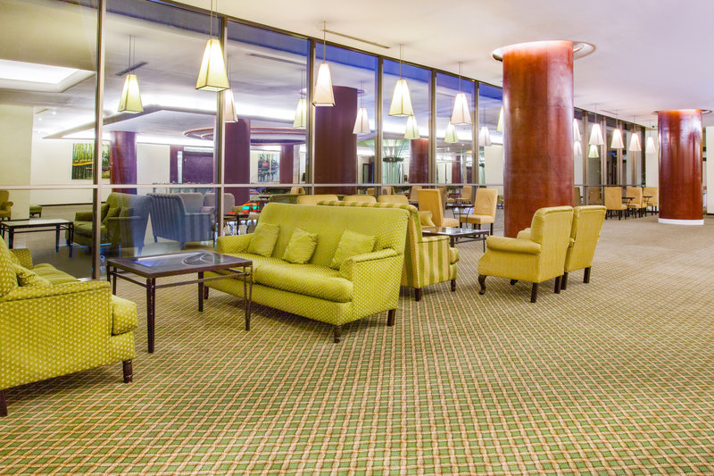 Crowne Plaza Hotel de Mexico-Pre-function Area<br/>Image from Leonardo