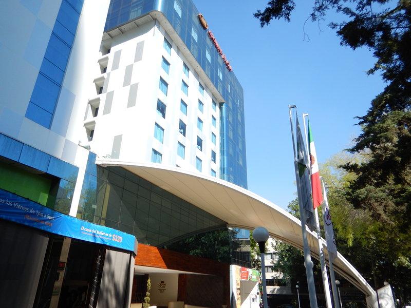 Crowne Plaza Hotel de Mexico-Hotel Exterior<br/>Image from Leonardo