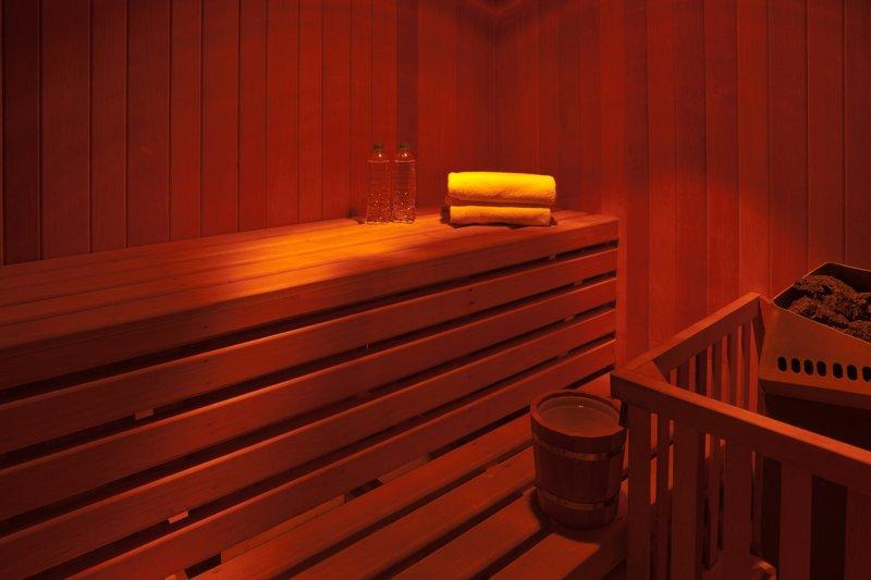Crowne Plaza Hotel de Mexico-Sauna<br/>Image from Leonardo