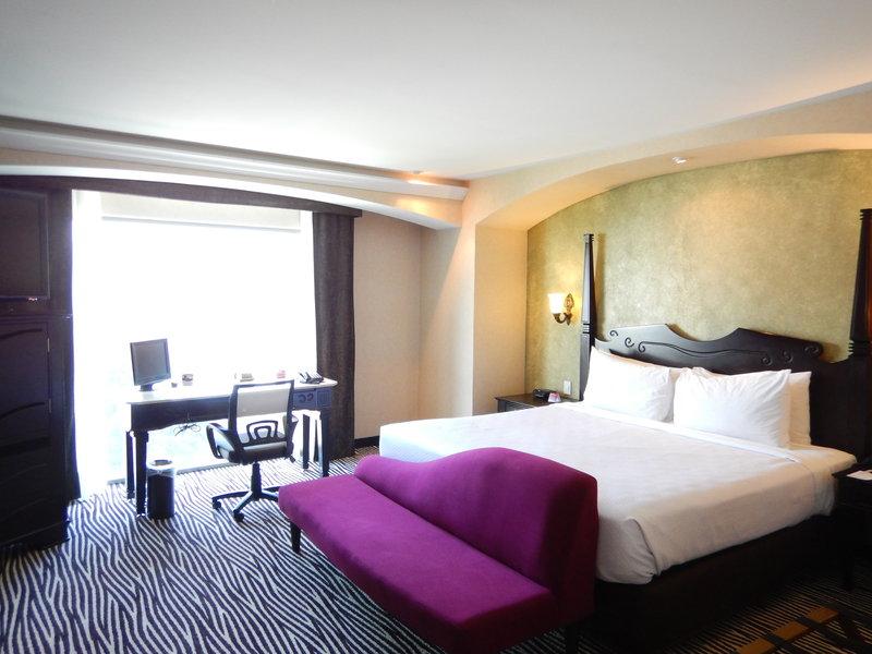 Crowne Plaza Hotel de Mexico-Guest Room<br/>Image from Leonardo