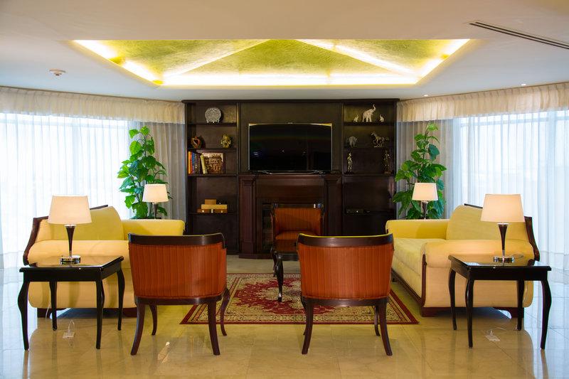 Crowne Plaza Hotel de Mexico-Presidential Suite<br/>Image from Leonardo