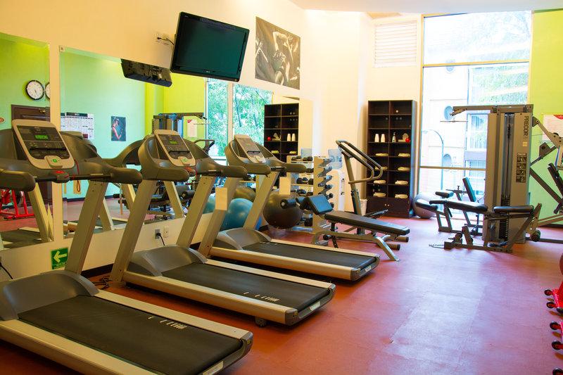 Crowne Plaza Hotel de Mexico-Fitness Center<br/>Image from Leonardo