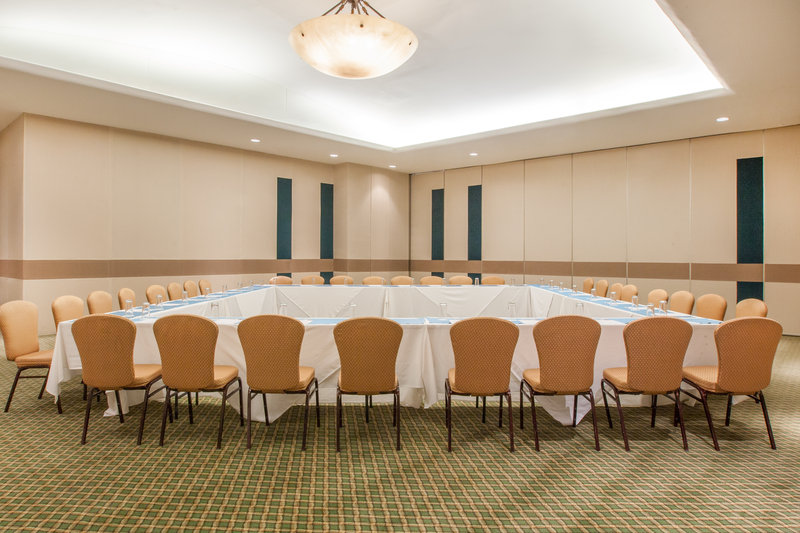 Crowne Plaza Hotel de Mexico-Meeting Room<br/>Image from Leonardo