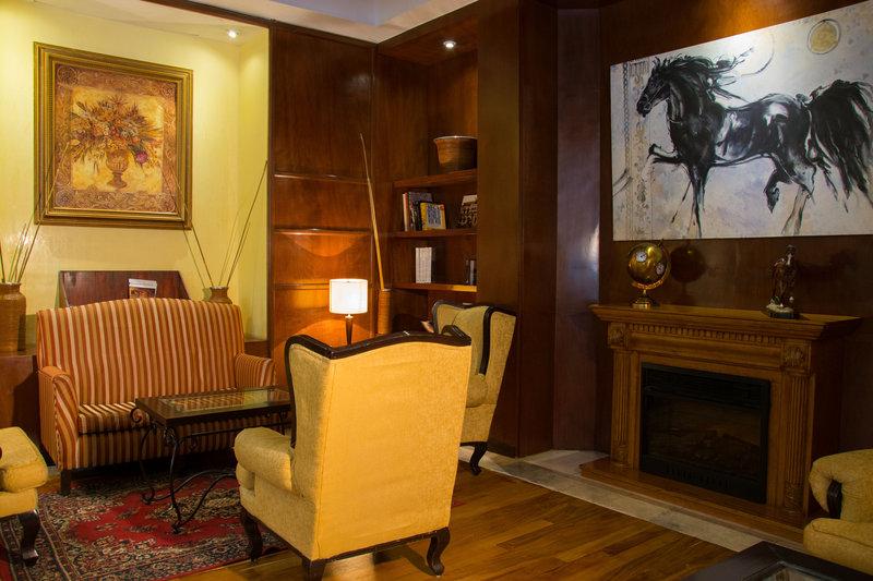 Crowne Plaza Hotel de Mexico-Hotel Feature<br/>Image from Leonardo