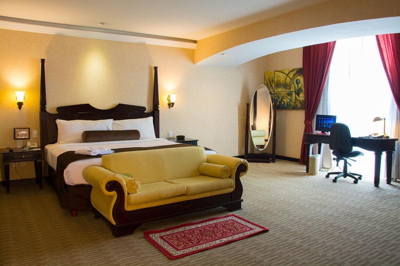 Crowne Plaza Hotel de Mexico-Superior Room<br/>Image from Leonardo