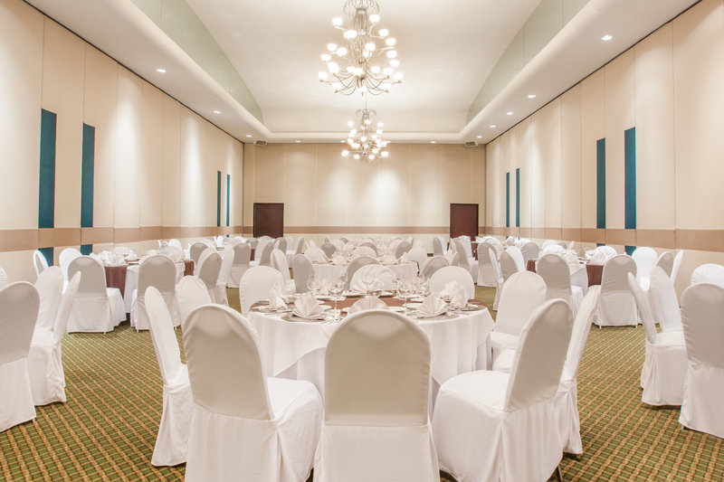 Crowne Plaza Hotel de Mexico-Special Events<br/>Image from Leonardo