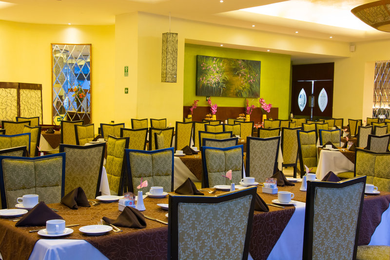 Crowne Plaza Hotel de Mexico-Restaurant<br/>Image from Leonardo