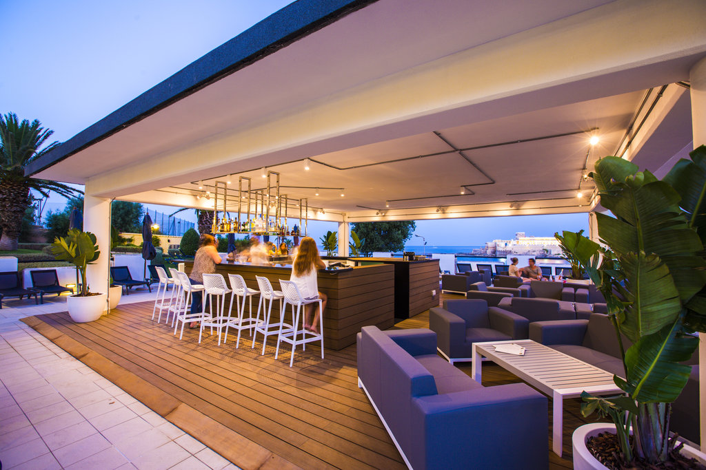 Corinthia Hotel St. George's Bay-Broadside Restaurant<br/>Image from Leonardo