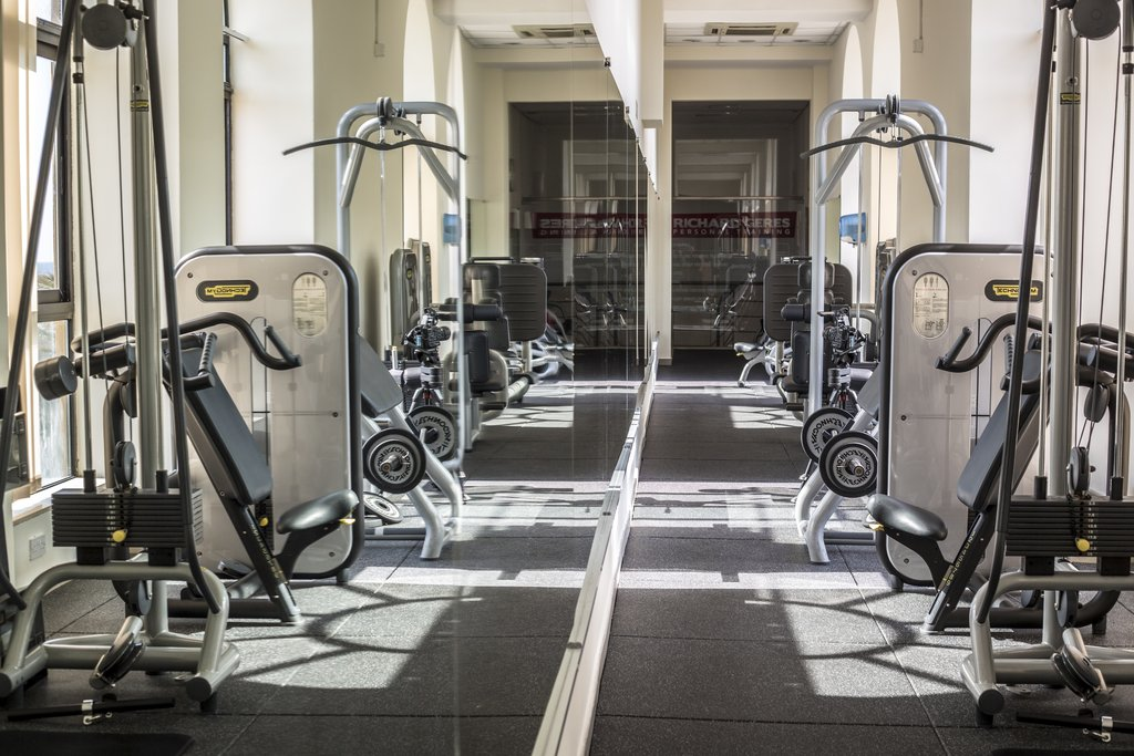 Corinthia Hotel St. George's Bay-Gym<br/>Image from Leonardo