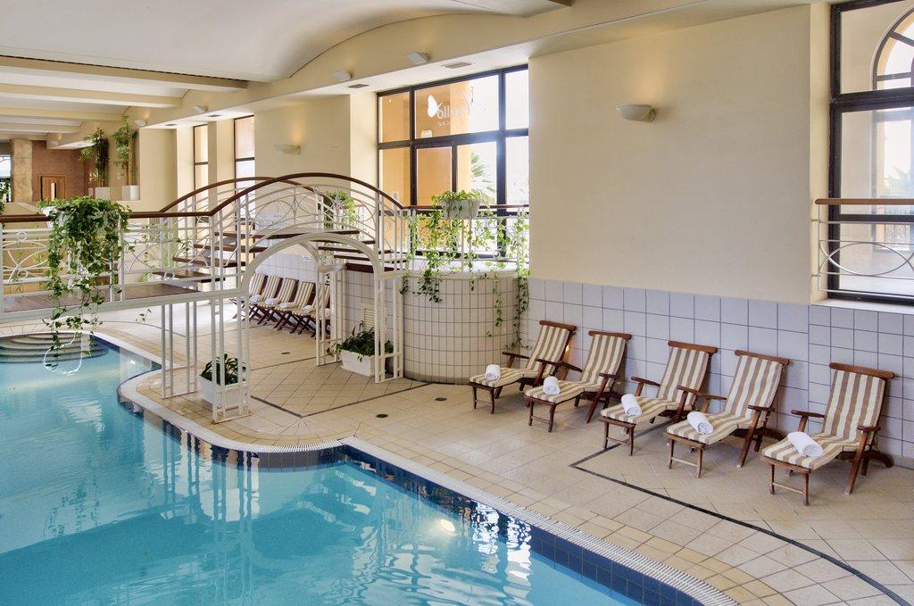 Corinthia Hotel St. George's Bay-Indoor Pool<br/>Image from Leonardo