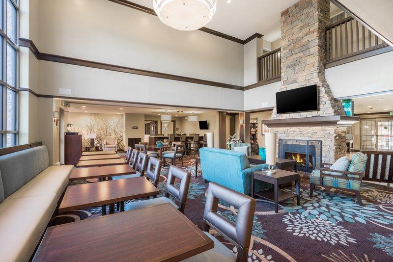 Staybridge Suites Wilmington-Newark-Breakfast Area <br/>Image from Leonardo