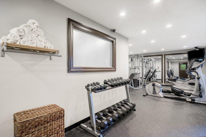 Staybridge Suites Wilmington-Newark-Fitness Center <br/>Image from Leonardo