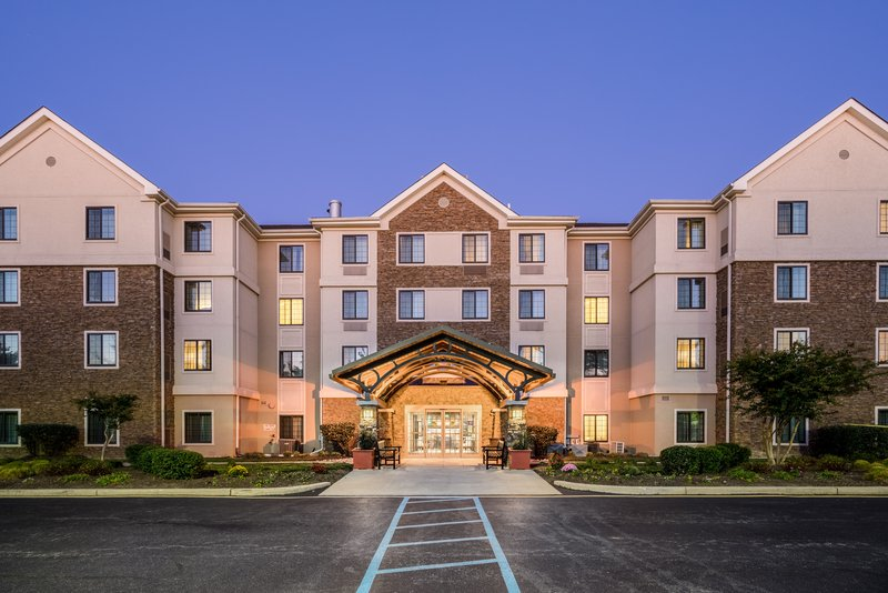 Staybridge Suites Wilmington-Newark-Hotel Exterior <br/>Image from Leonardo