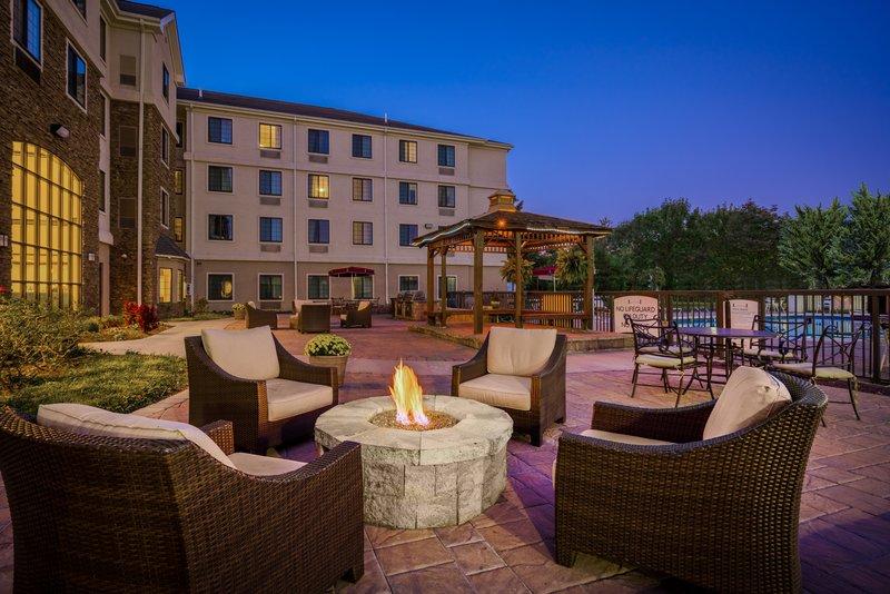 Staybridge Suites Wilmington-Newark-Guest Patio <br/>Image from Leonardo