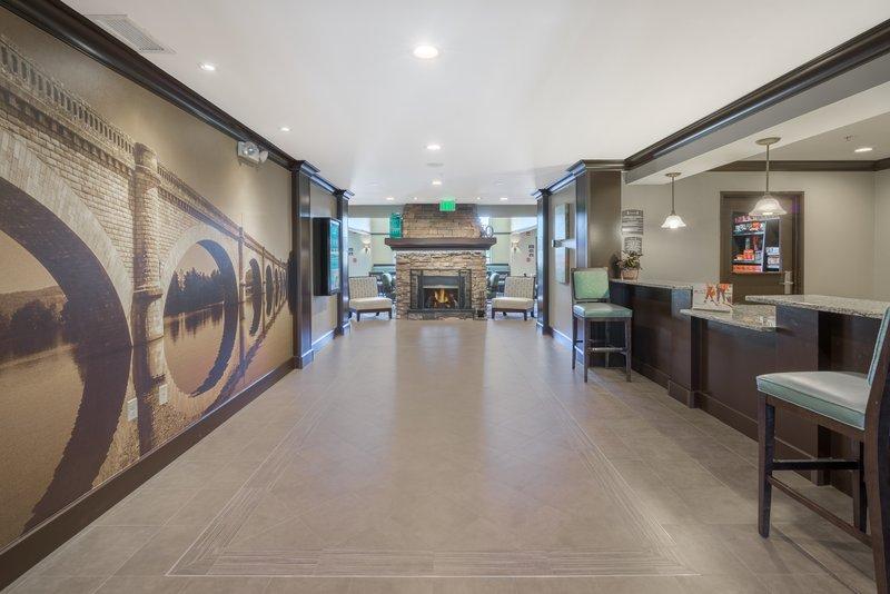Staybridge Suites Wilmington-Newark-Hotel Lobby <br/>Image from Leonardo